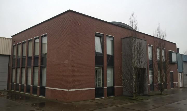 Bedrijfsgebouw IntoNetworks